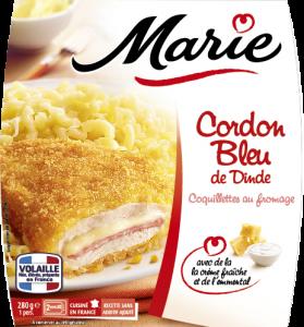 Marie cordon bleu
